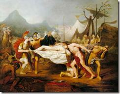 achilles and patroclus relationship iliad